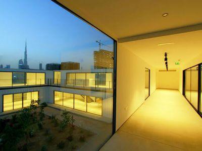 Inkubator sztuki w Dubaju