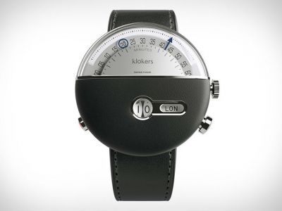 Innowacyjny zegarek Klok-02