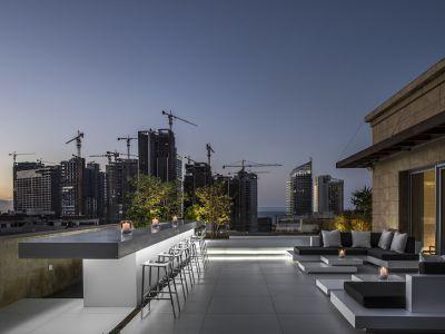 Penthouse w Bejrucie