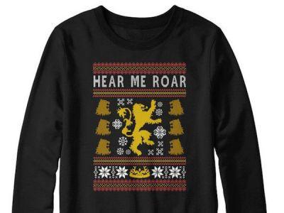 Świąteczne swetry z fantazją