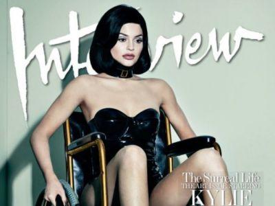Kontrowersyjna Kylie Jenner