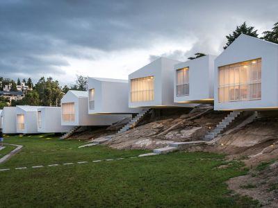Modularne domy w Argentynie