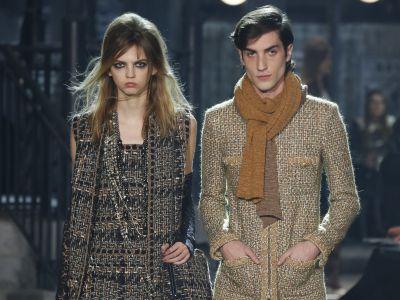 Paryska moda w Rzymie