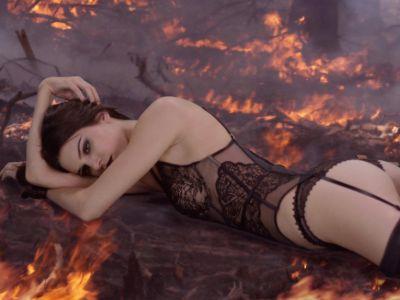 Adwentowa Kendall Jenner