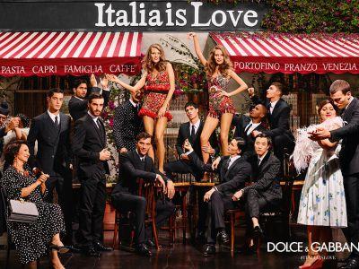 Kampania Dolce & Gabbana wiosna lato 2016