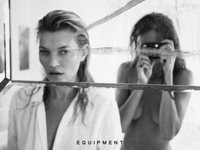 Boskie Kate Moss i Daria Werbowy