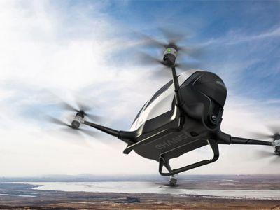 Rewolucyjny dron