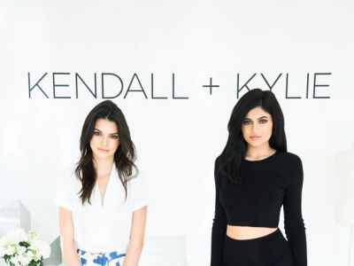 Debiutancka kolekcja Kendall i Kylie Jenner