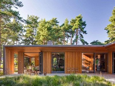 Architektura szwedzka: boazeria