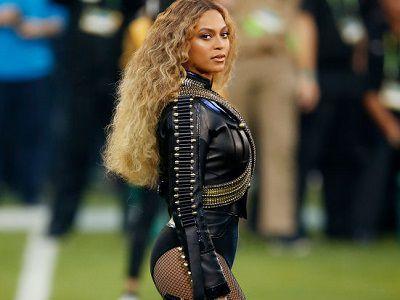 Czarna pantera Beyoncé