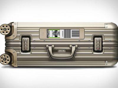Luksusowa walizka