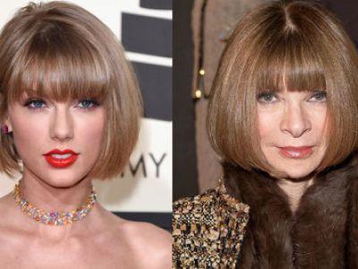 Nowa fryzura Taylor Swift
