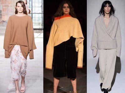 Trendy moda 2016: długie rękawy