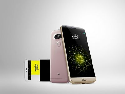 Gadżety 2016: Smartfon LG G5