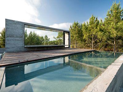Architektura trendy: Casa 14