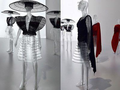 Design Trendy 2016: transparentne manekiny
