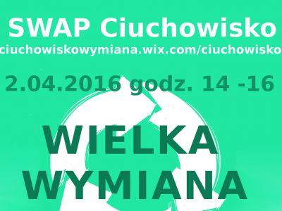 Krakowskie Ciuchowisko zaprasza