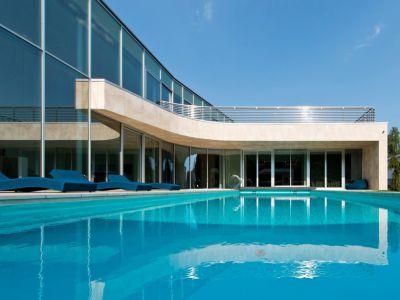 Architektura trendy: Rezydencja Jacht