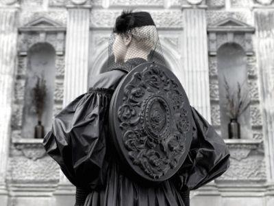 Barokowy styl w nowoczesnej technologii 3D