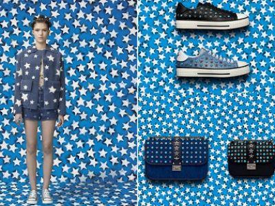 Trendy moda 2016: gwiazdki