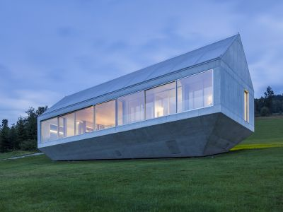 Architektura trendy: Dom na Śląsku