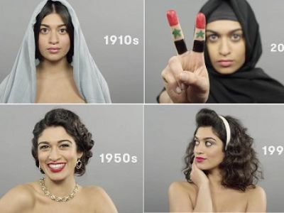 100 lat piękna