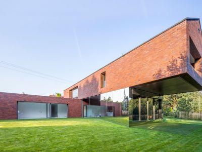 Designerski dom w Katowicach
