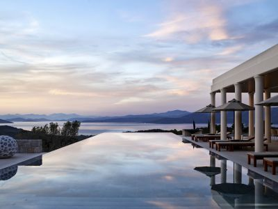 Luksusowe hotele: Villa 20 w Amanzoe
