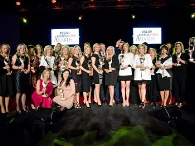 Relacja z V Gali Polish Businesswomen Awards