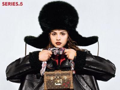 Trendy kampanie: Selena Gomez gwiazdą Louis Vuitton