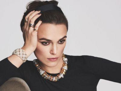Trendy kampanie: Keira Knightley twarzą Chanel