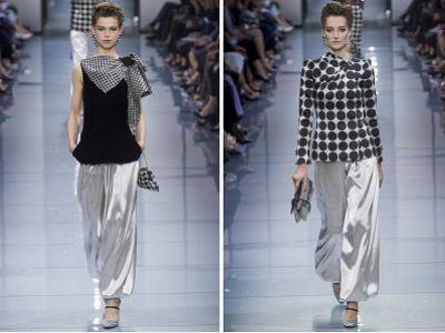 Moda jesień 2016: kolekcja couture Armani Privé