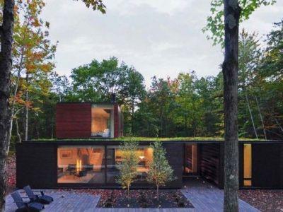 Trendy architektura: minimalizm z detalami