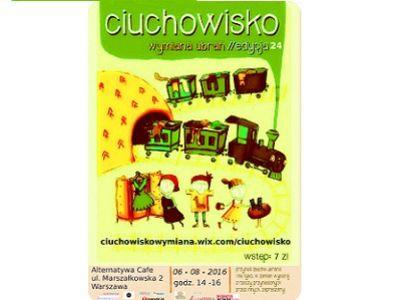 Wakacyjne Ciuchowisko w Warszawie