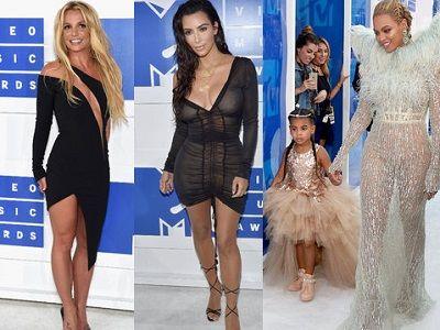 Najlepsze i najgorsze stylizacje gwiazd na MTV VMA 2016