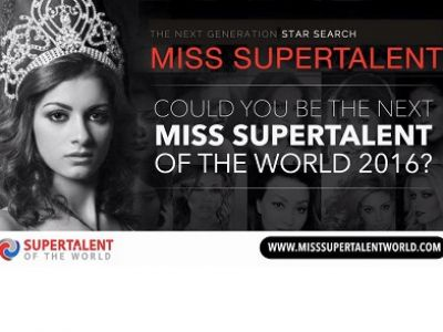 Miss SuperTalent Of The World 2016