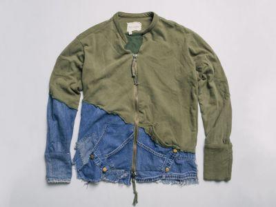 Trendy moda: męski patchwork