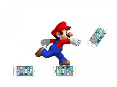Gry trendy: Super Mario Run