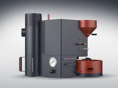 Gadżety: Designerski ekspres do kawy