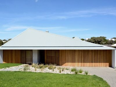 Architektura trendy: Dom z asymetrycznym dachem