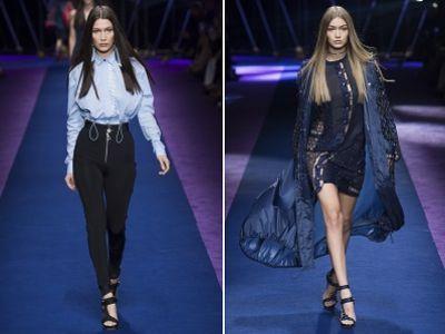 Moda wiosna 2017: Versace