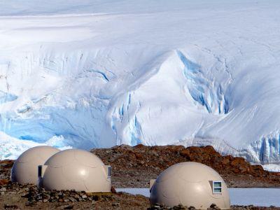 Luksusowe wakacje na Antarktydzie