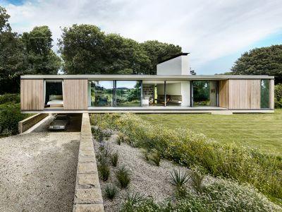 Designerski dom w Anglii