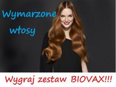 Konkurs: Wymarzone włosy z BIOVAX