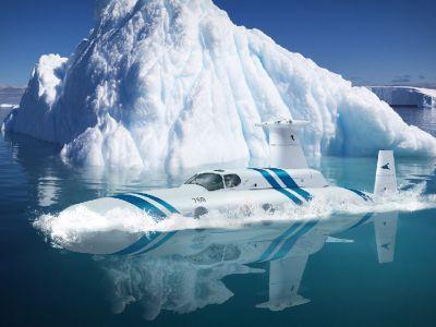 Luksusowa łódź podwodna