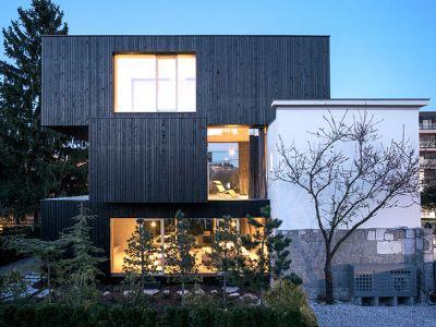 Designerski dom w Słowenii