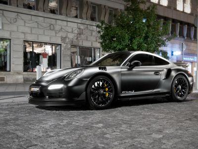 Porsche 911 Turbo S Dark Knight