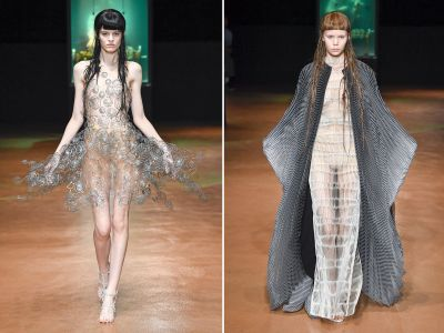 Moda jesień 2017 couture: Iris van Herpen