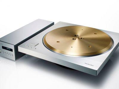 Designerski gramofon