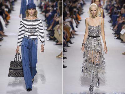 Moda wiosna – lato 2018: Christian Dior